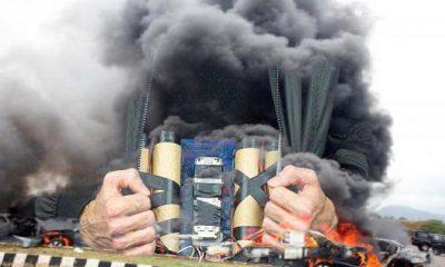 bom bunuh diri, pelaku bom bunuh diri, pelaku korban, aktor intelektual bom, aktor negara, ma'mun murod al-barbasy, aksi terorisme, teror bom, bom surabaya, nusantaranews, nusantara, nusantara news