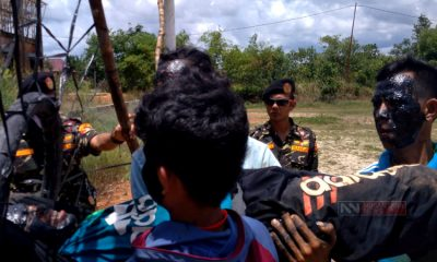 Pelatihan Kader Banser Musirawas, Sumatera Selatan (Foto Dok. Nusantaranews)