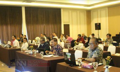 Pelatihan Orientasi Pengembangan Pendamping Kemahasiswaan (Foto Nusantaranews)