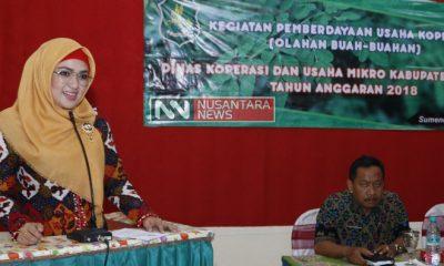 Pembukaan Acara memberdayaan usaha koperasi (Foto Dok. Nusantaranews)