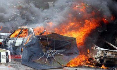 Perlindungan dari ancaman Bom (Ilustrasi Nusantaranews)