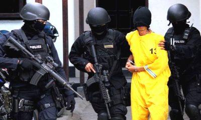 kelompok teroris, sasaran teroris, polisi, polisi target teroris, serangan teroris, anggota polisi, kepolisian, arya sandhiyudha, jajaran polisi, balas dendam teroris,