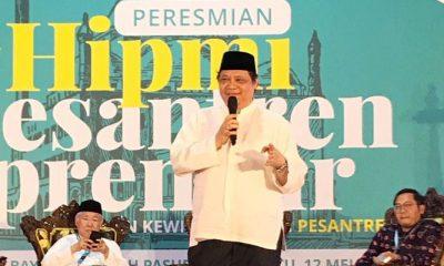 Peran Santri Dalam Revolusi Industri 4.0 di Indonesia. (FOTO: NUSANTARANEWS.CO/Humas Kemenperin)