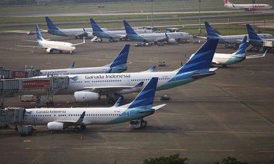 Pesawat Garuda Indonesia (Foto Kredit)
