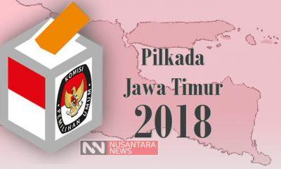 Pilgub Jatim 2018 (ilustrasi/Nusantaranews)