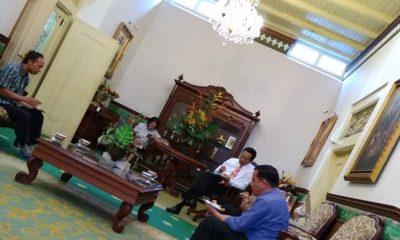 Pimpinan UIN Yogyakarta Silaturrahim ke Sultan Hamengku Buwono (Foto Dok. Nusantaranews)