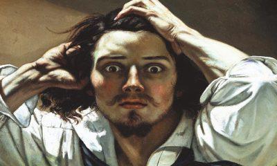 Lukisan: Le Désespéré by Gustave Courbet/Ilustrasi nusantaranews.co)