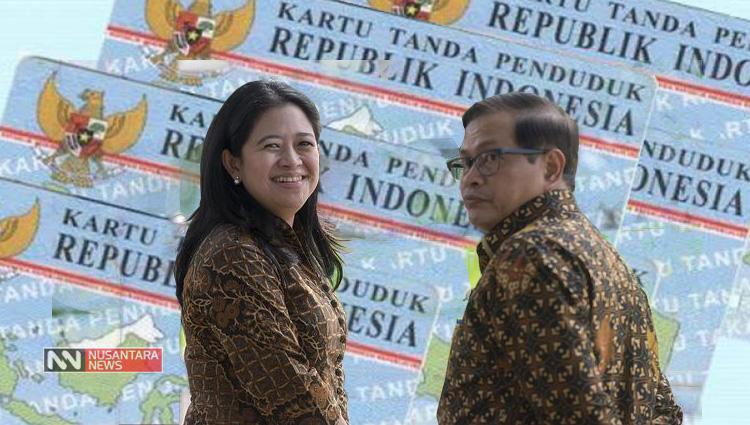 Puan Maharani dan Pramono Anung (Foto Nusantaranews) copy