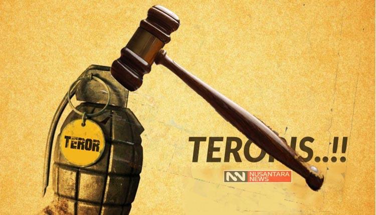 RUU Antiterorisme (Ilustrasi Nusantaranews)