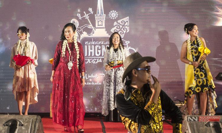 Pertunjukan Seni di Rakernas IHGMA (Foto Dok. Nusantaranews)