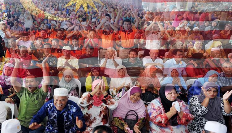 Rakyat Malaysia (Ilustrasi Nusantaranews)
