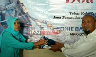 Relawan Ibas (Foto Dok. Nusantaranews)