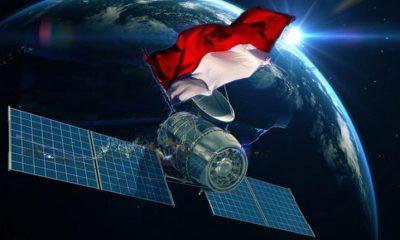 Satelit Indonesia (Ilustrasi Nusantaranews)