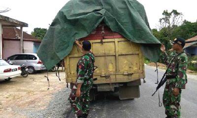 satgas pamtas, perbatasan ri-malaysia, satgas pamtas ri-malaysia, yonif 511/dy, satgas pamtas berhasil, satgas pamtas kalbar,