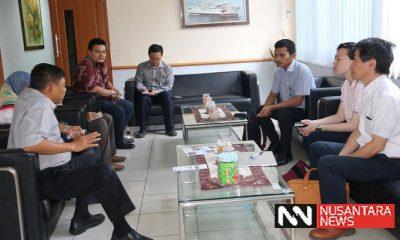 Serikat Pelaut Jepang Tertarik Bekerja Sama dengan STP Jakarta
