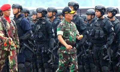 Soal Restu Jokowi Koopssusgab TNI Dihidupkan, Wiranto Justru Minta Maaf. (FOTO: NUSANTARANEWS.CO/Istimewa)