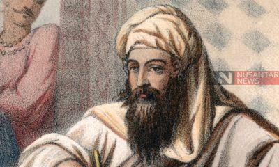 "Sosok Pemimpin Sejati ""Nabi Muhammad"". (Ilustrasi: NUSANTARANEWS.CO)"