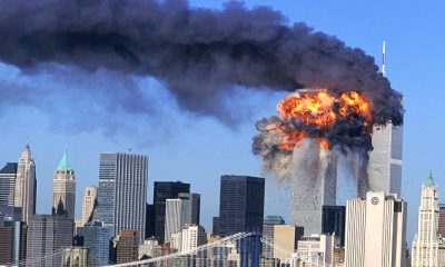 Serangan 11 September 2001 terhadap Menara Kembar World Trade Center di New York City oleh teroris