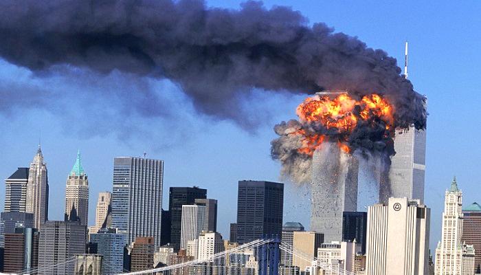Serangan 11 September 2001 terhadap Menara Kembar World Trade Center di New York City oleh teroris
