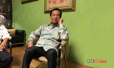 Sultan Hamengku Buwono X (Foto Dok. Nusantaranews)