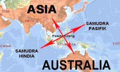 Peta gepolitik bangsa Indonesia. (Foto: Istimewa)