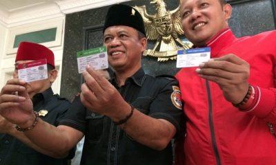 Tiga Kartu Sakti Paslon Hasanah untuk Kesejahteraan Masyarakat Jabar. (FOTO: NUSANTARANEWS.CO/IStimewa)