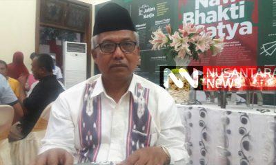 Tolak Dukung Gus Ipul, Anggota Dewan Syuro PKB Sumenep Pilih Khofifah Dipilgub Jatim. (FOTO: NUSANTARANEWS.CO/Setya)
