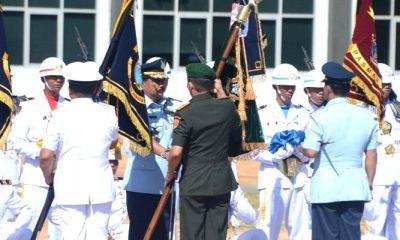 Wujudkan Visi dan Misinya, Panglima TNI Resmikan Empat Satuan Baru TNI di Sorong