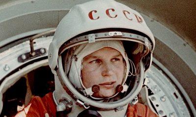 Valentina Tereshkova. (FOTO: RTcom)