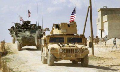 AS Mengirim Ribuan Truk Senjata Bagi Pasukan Demokrat Suriah