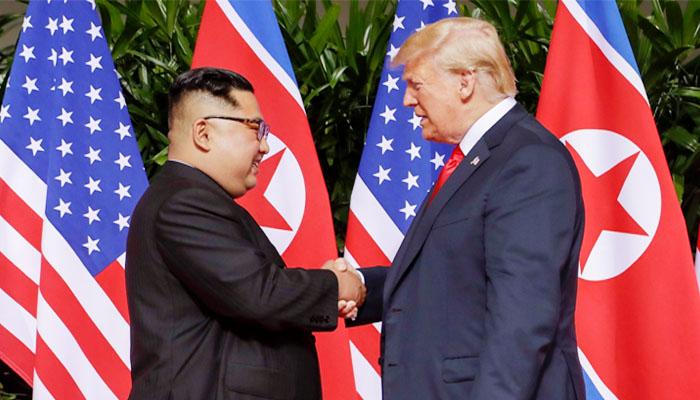 AS danKorea Utara Capai Kesepakatan Denuklirisasi Semenanjng Korea