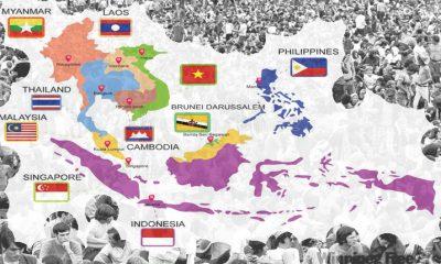 ASEAN (Ilustrasi/Nusantaranews)