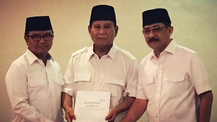 Survei IDM 'Top of Mind', Pasangan AAN-TBL Raih 24 Persen di Pilgub Sulsel. (FOTO: Tribun Makassar)