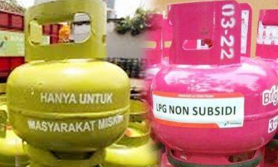 Akhirnya Pertamina Menjual Elpiji 3 Kilogram Non Subsidi