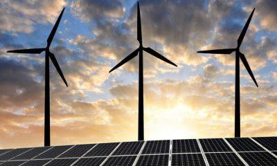 Energi Baru Terbarukan Dari Angin dan Matahari