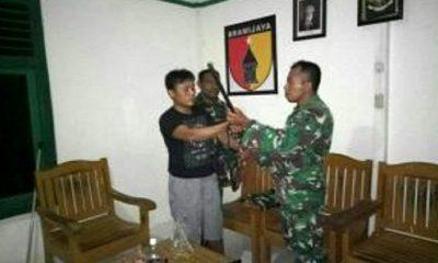 warga negara malaysia, satgas pamtas ri-malaysia, yonif raider 511/dy, sanggau, perbatasan indonesia-malaysia, nusantaranews