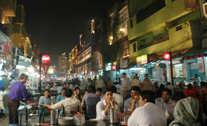Suasana Perayaan Lebaran Muslim Minoritas di India