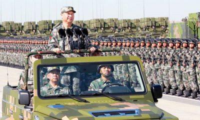 Beijing Akan Menyelenggarakan Forum Pertahanan Cina-Afrika Pertama