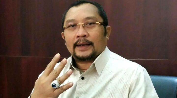 Sekretaris DPD Golkar Jatim Sahat Tua Simanjuntak. (FOTO: NUSANTARANEWS.CO/Setya/TW)