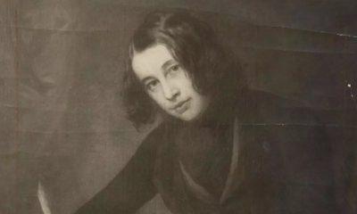Charles Dickens Muda. (FOTO: The Boston Globe)