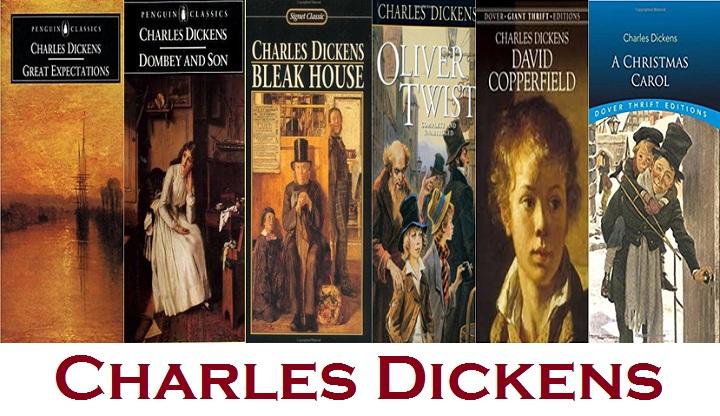 Enam Novel Terbaik Charles Dickens Sepanjang Masa. (FOTO: NUSANTARANEWS.CO)