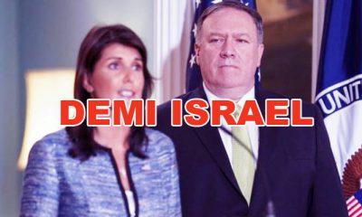 Demi Israel, AS Keluar Dari Dewan HAM PBB