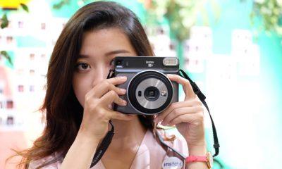 Dengan Format Square, Fujifilm Luncurkan Kamera Instax Analog Pertama yang Stylish. (FOTO: Falencia)