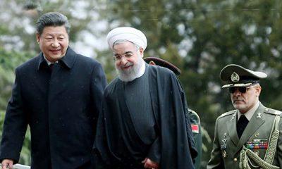Di Tengah Ancaman AS, Beijing Siap Menigkatkan Kerjasama Dengan Iran