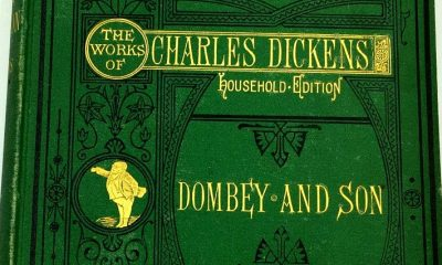 Dombey and Son, Novel Charles Dickens Terhebat. (FOTO: NUSANTARANEWS.CO)