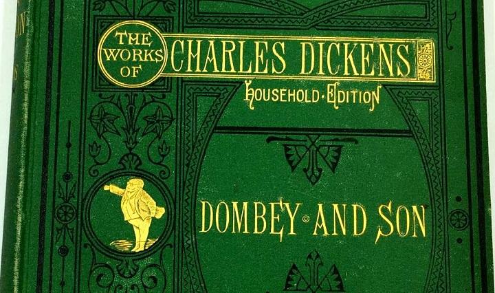 Dombey and Son, Novel Charles Dickens Terhebat. (FOTO: NUSANTARANEWS.CO)