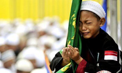Hikayat Pejuang Rindu Sang Rasul. (Foto: Antara)
