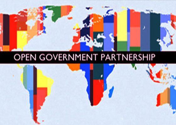 Indonesia Sebagai Pendiri Open Government Partnership