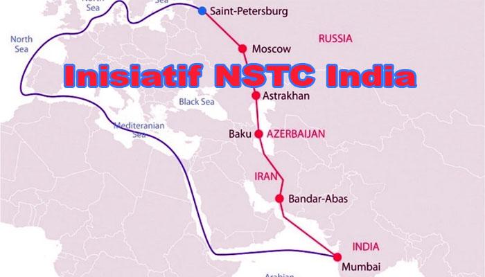 Inisiatif Perdagangan North-South Transport Corridor (NSTC) India