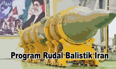 Rudal Balistik Iran